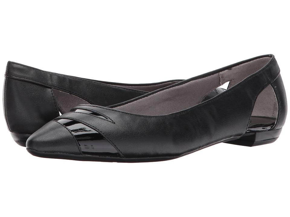 LifeStride - Zanza (Black) Women's Shoes