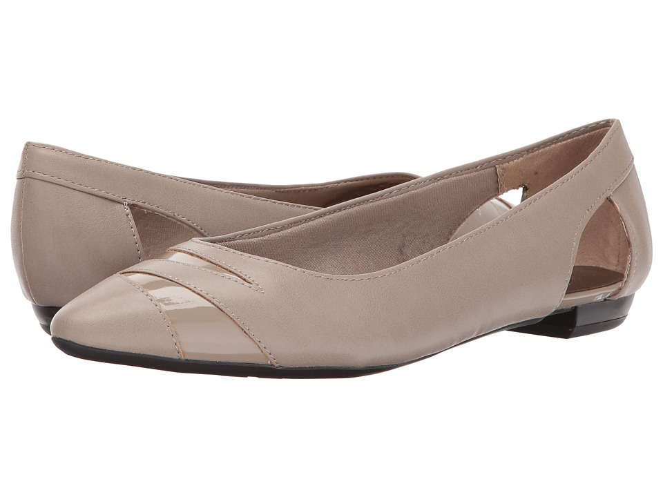 LifeStride - Zanza (Stone) Women's Shoes