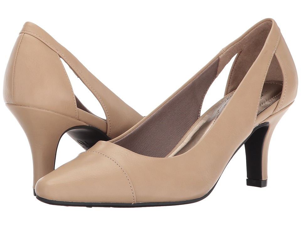 LifeStride - Kimmy (Tender Taupe) Women's Shoes