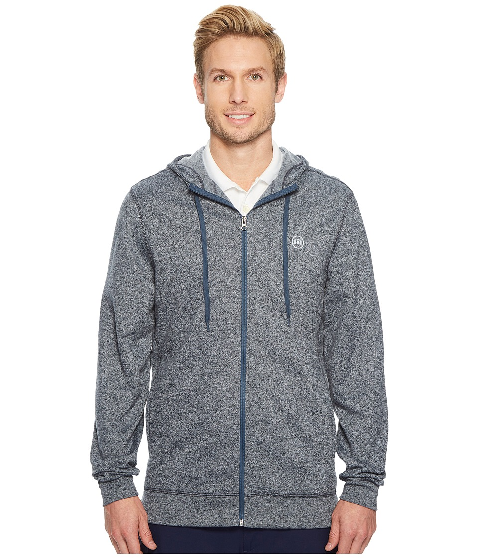 TravisMathew The Hitch Jacket (Blue Nights/Microchip) Men