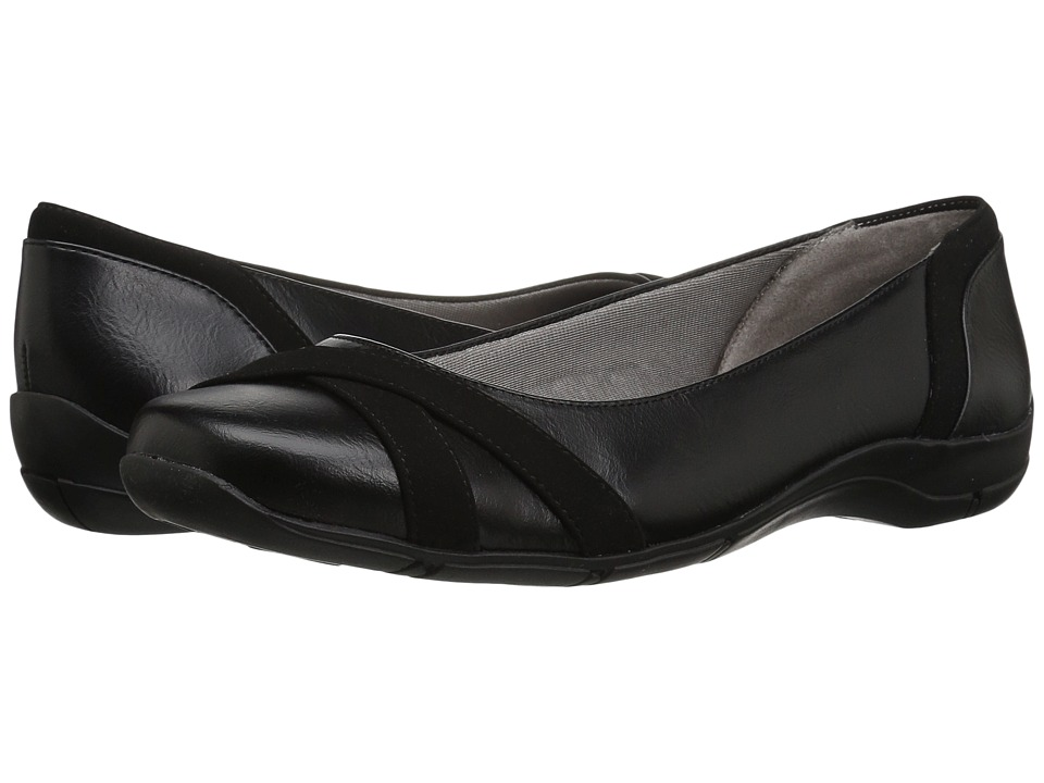 LifeStride - Dari (Black) Women's Shoes