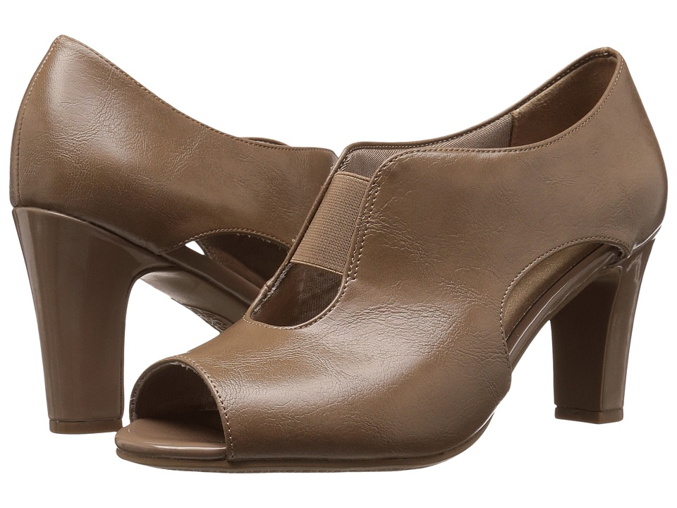 LifeStride - Carla (Mushroom) Women's Shoes