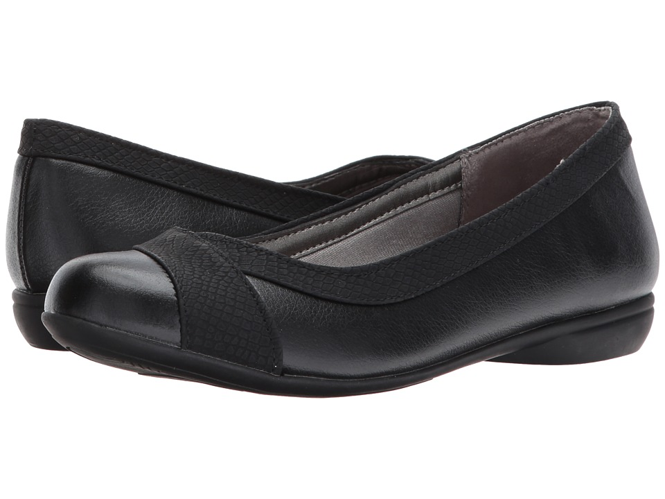 LifeStride - Azalea (Black) Women's Shoes