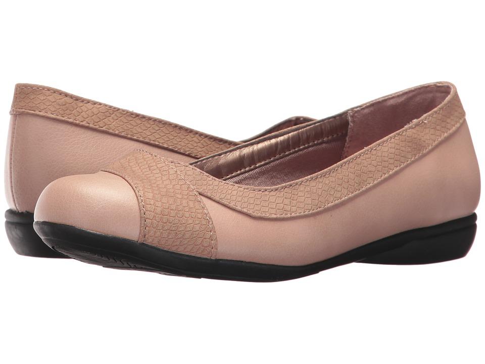 LifeStride - Azalea (Taupe) Women's Shoes