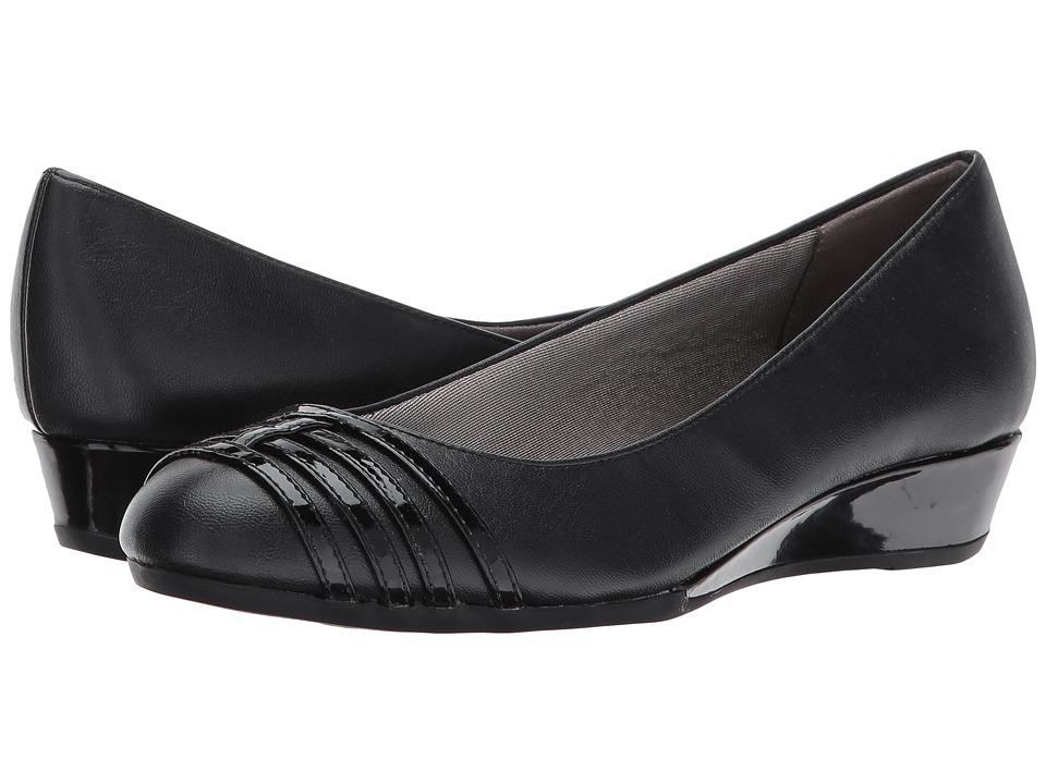 LifeStride - Foley (Black) Women's Shoes