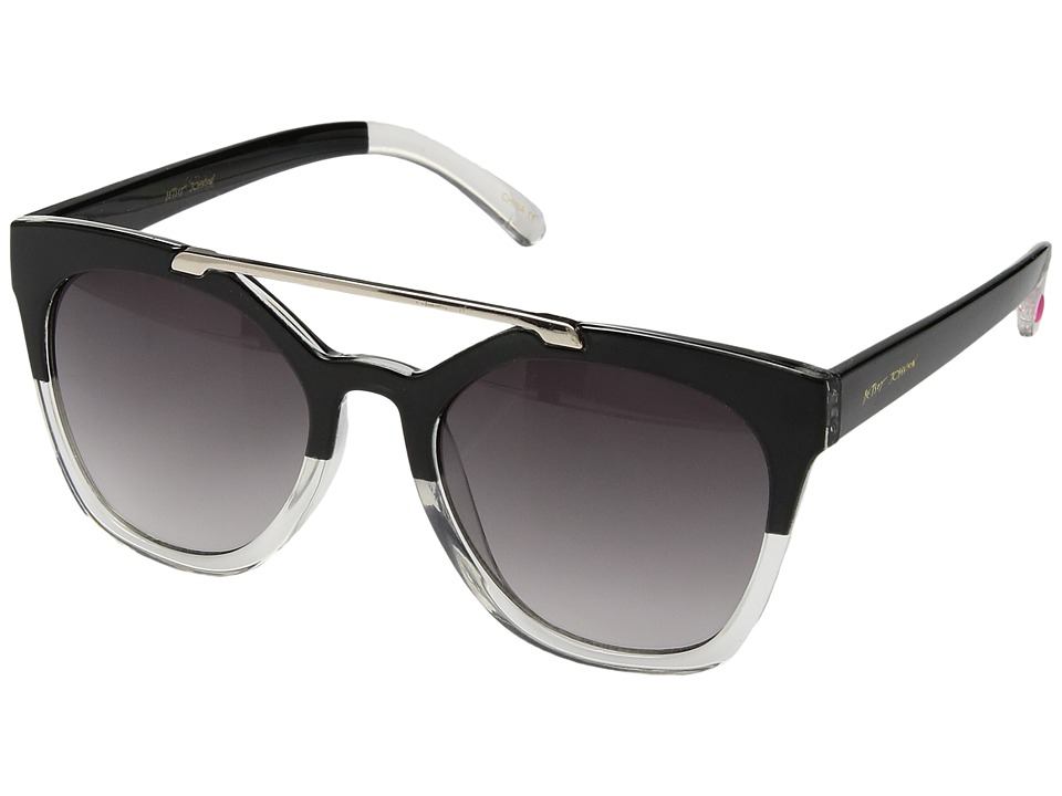 Betsey Johnson - BJ874164 (Black) Fashion Sunglasses