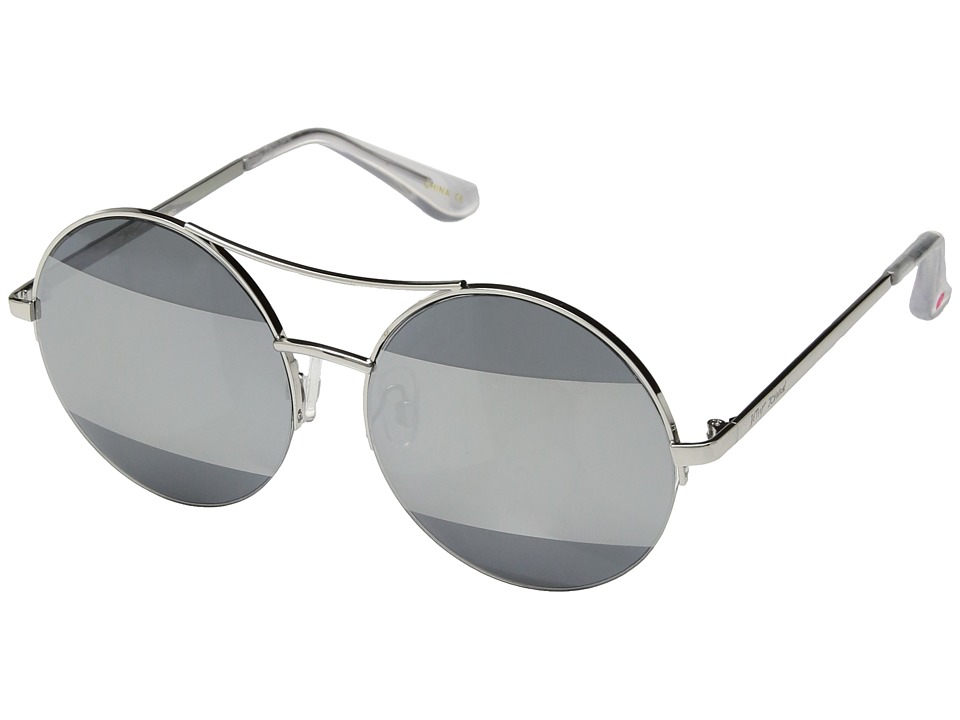 Betsey Johnson - BJ485103 (Silver) Fashion Sunglasses