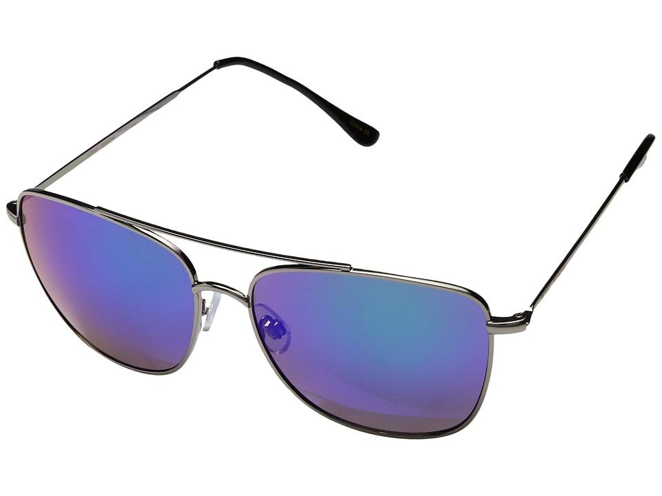 Betsey Johnson - BJ483102 (Gunmetal) Fashion Sunglasses