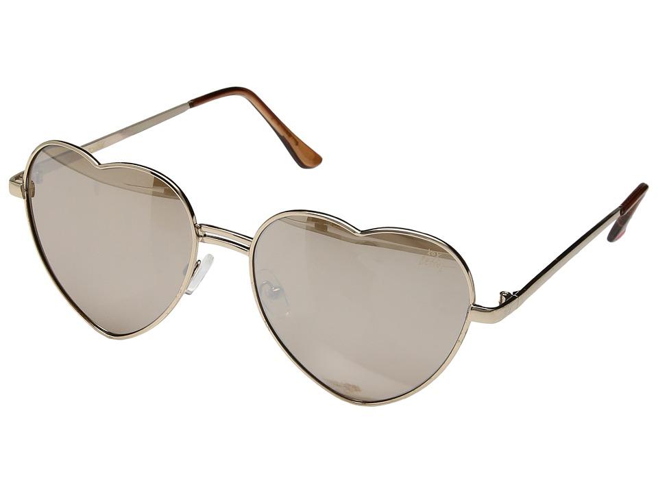 Betsey Johnson - BJ445114 (Bronze) Fashion Sunglasses