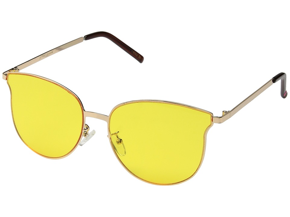 Betsey Johnson - BJ489109 (Yellow) Fashion Sunglasses