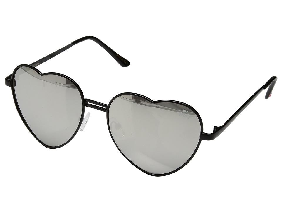 Betsey Johnson - BJ445114 (Black) Fashion Sunglasses