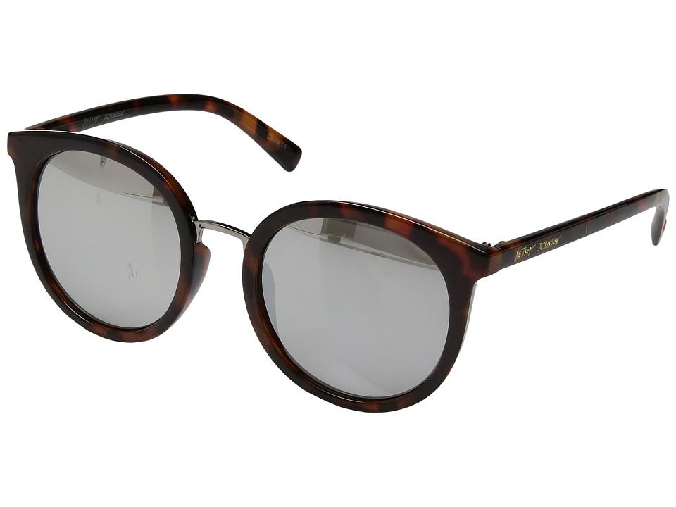Betsey Johnson - BJ885104 (Brown) Fashion Sunglasses