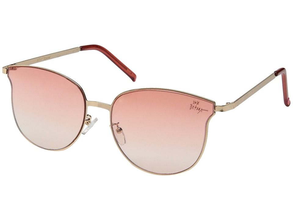 Betsey Johnson - BJ489109 (Pink) Fashion Sunglasses