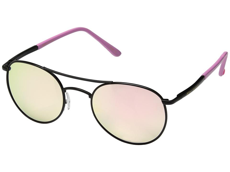 Betsey Johnson - BJ485106 (Black/Pink) Fashion Sunglasses