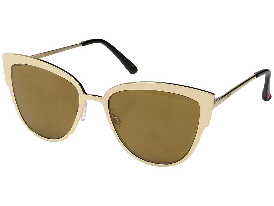 Betsey Johnson - BJ489104 (Gold) Fashion Sunglasses