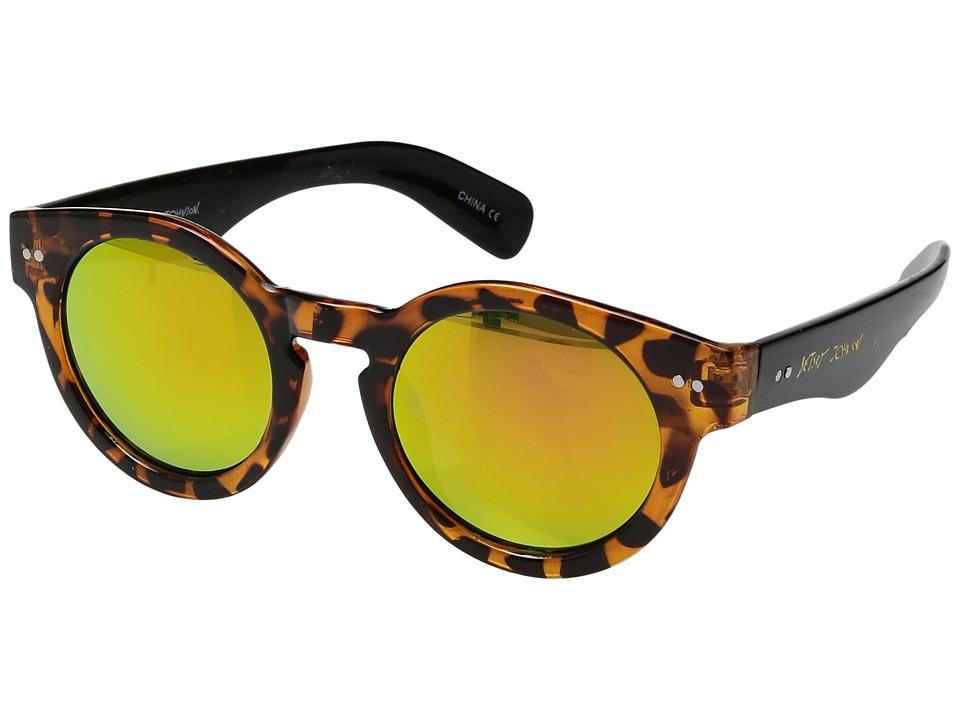 Betsey Johnson - BJ885105 (Tortoise) Fashion Sunglasses