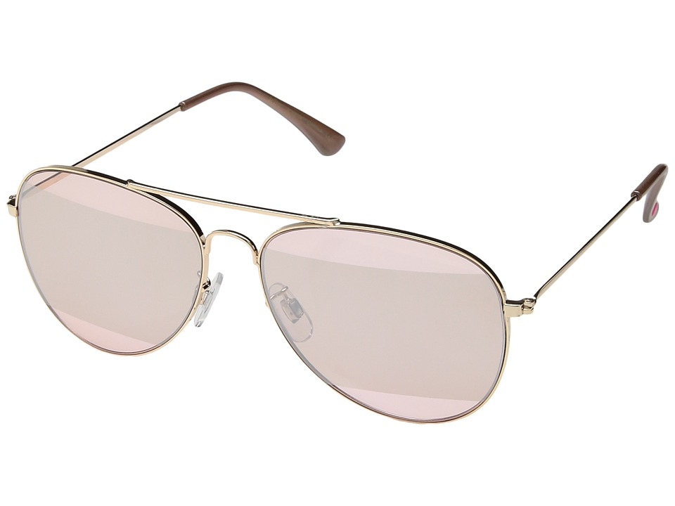 Betsey Johnson - BJ482111 (Gold) Fashion Sunglasses