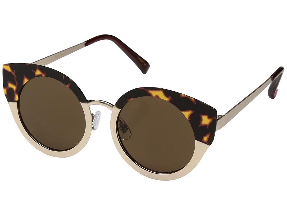 Betsey Johnson - BJ485105 (Tortoise) Fashion Sunglasses
