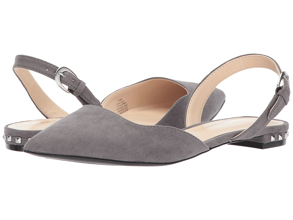 Nine West - Althoff (Grey Fabric) Women's Shoes