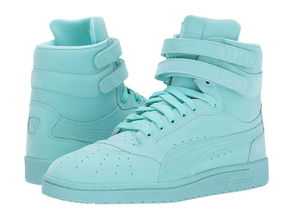 PUMA - Sky II Hi Nubuck L (Aruba Blue) Men's Shoes