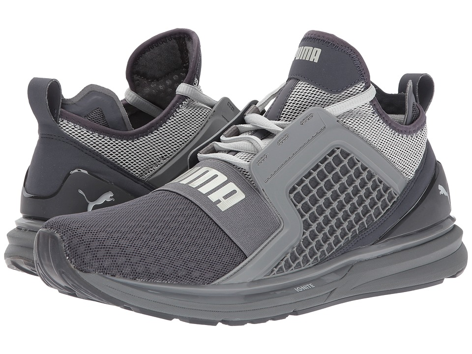 PUMA - Ignite Limitless (Periscope/Gray Violet) Men's Shoes
