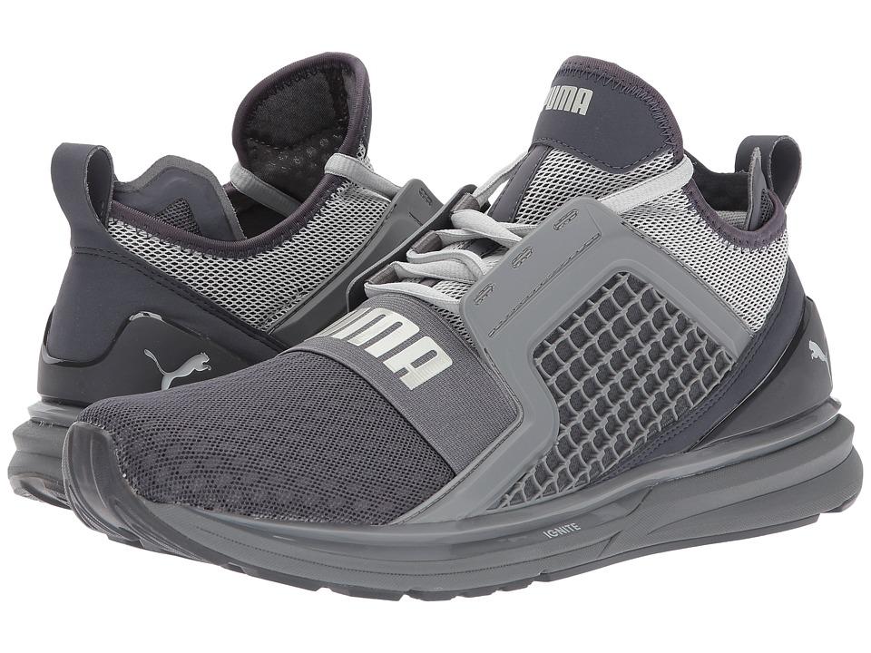 PUMA - Ignite Limitless (Periscope/Gray Violet) Men's Shoes