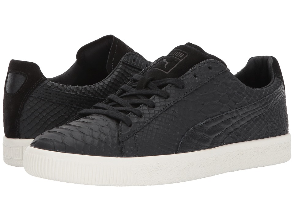 PUMA - Clyde MII (Puma Black/Star White) Men's Shoes