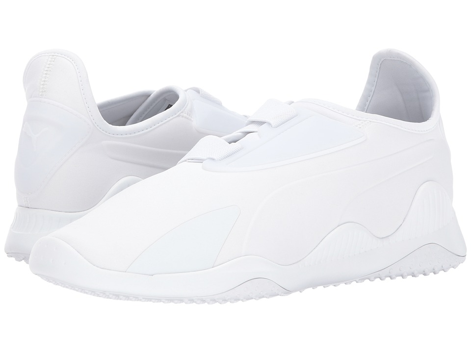 PUMA - Mostro (Puma White/Puma White/Puma White) Men's Shoes