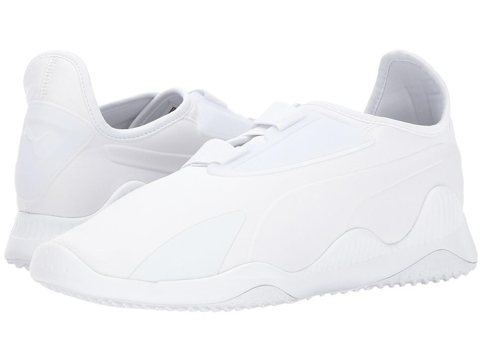 PUMA - Mostro (Puma White/Puma White/Puma White) Men's Shoes