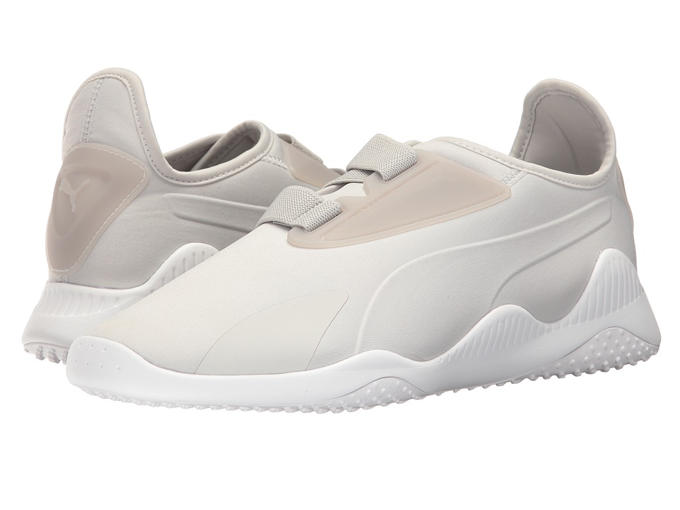 PUMA - Mostro (Glacier Gray/Glacier Gray/Puma White) Men's Shoes