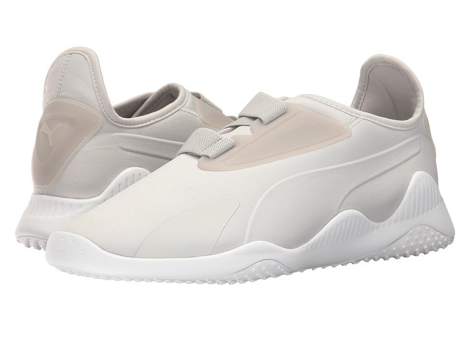 PUMA - Mostro (Glacier Gray/Glacier Gray/Puma White) Men's Shoes