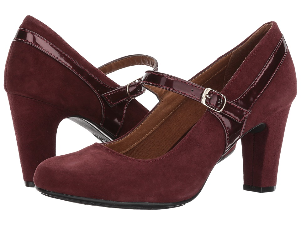 EuroSoft - Brisa (Aubergine) Women's Shoes