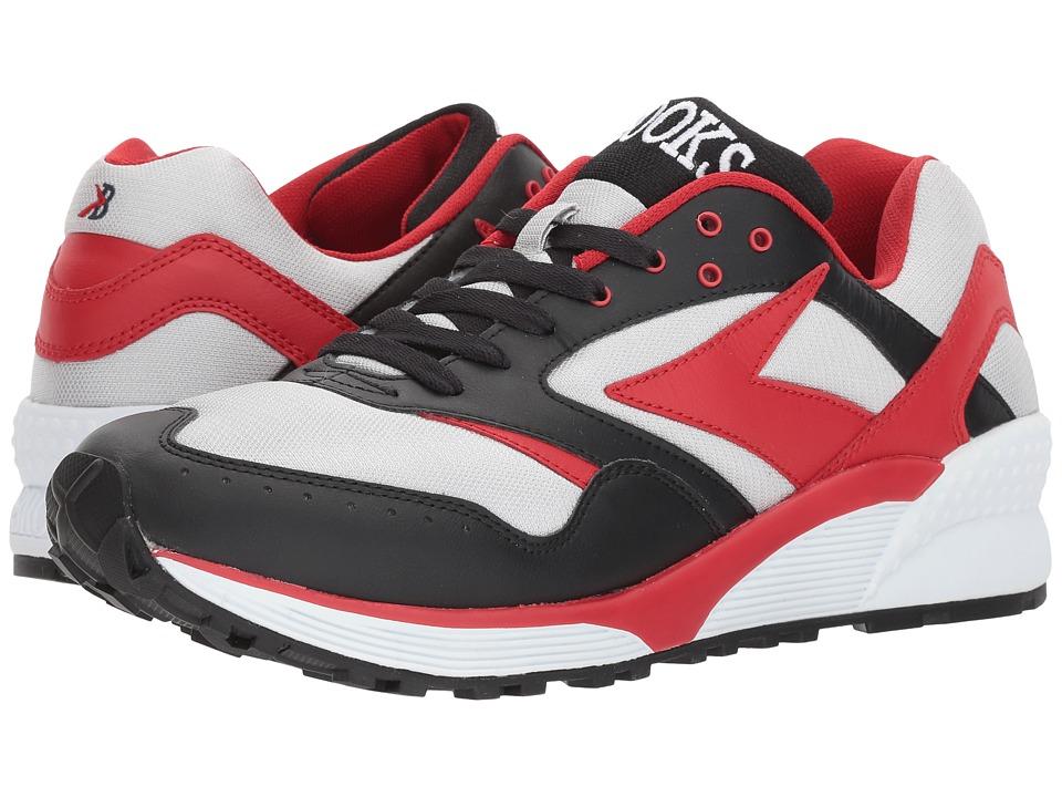 Brooks Heritage - Mojo (Black/True Red/Lunar Rock) Men's Shoes