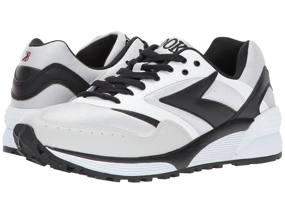 Brooks Heritage - Mojo (Black/Lunar Rock/Heather) Men's Shoes