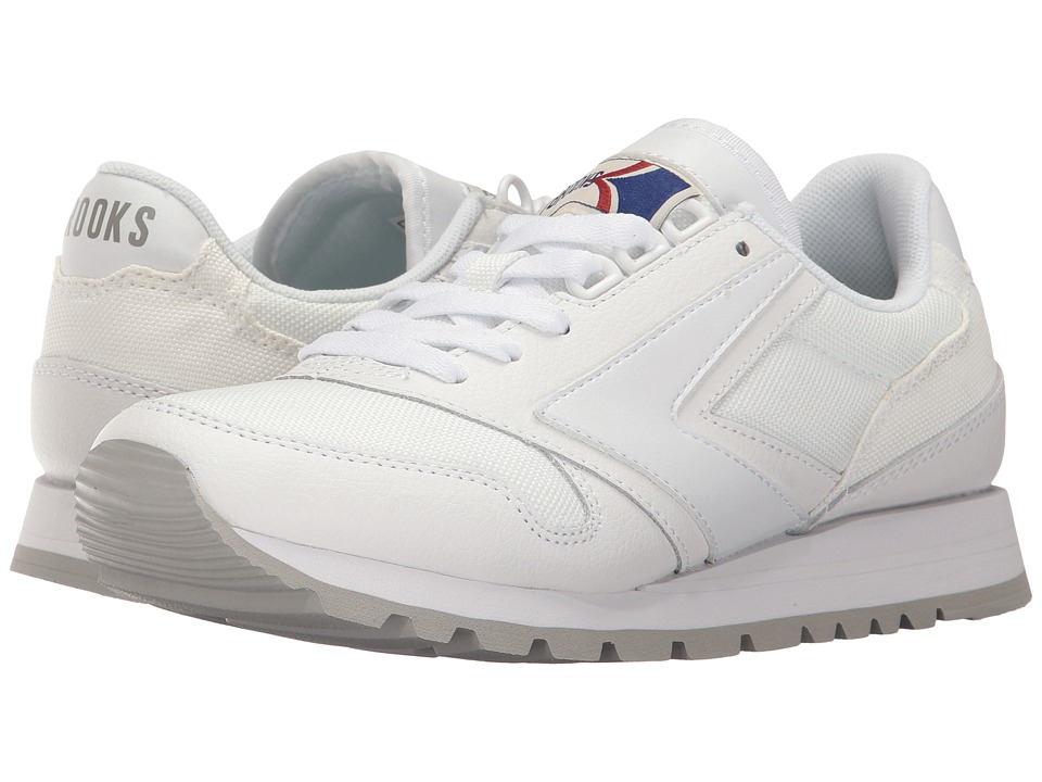 Brooks Heritage - Chariot (White/White) Women's Shoes