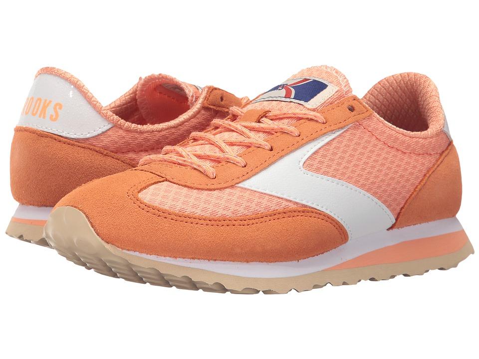 Brooks Heritage - Vanguard (Coral Reef/Fuchsia Purple) Women's Shoes