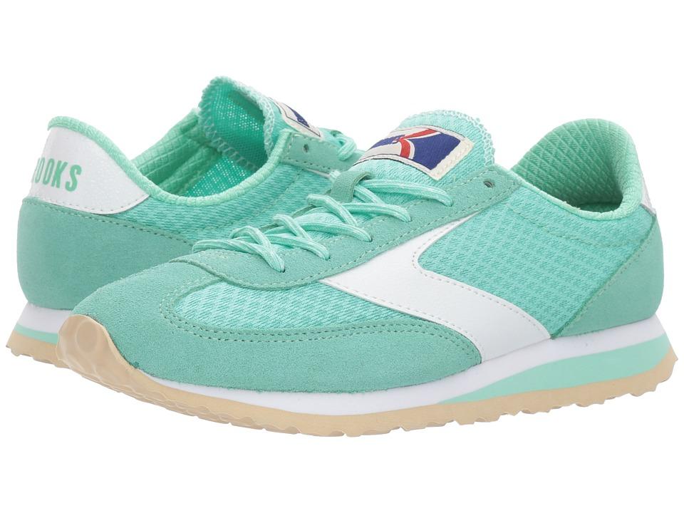 Brooks Heritage - Vanguard (Cloud Grey/Honeydew/White) Women's Shoes