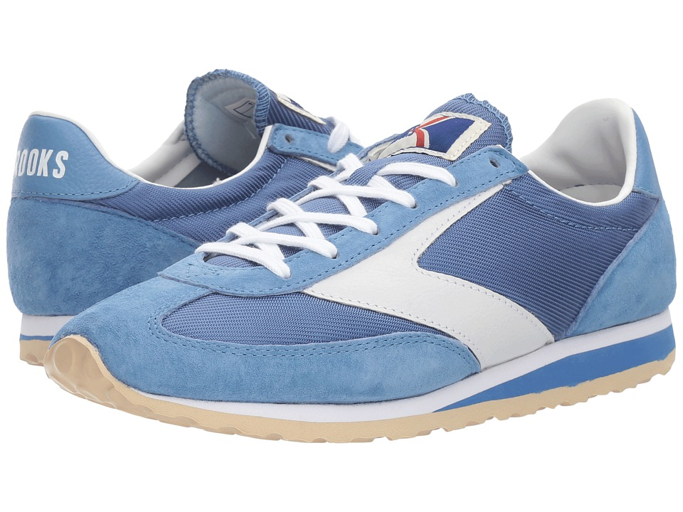 Brooks Heritage - Vanguard (Denim Blue) Women's Shoes