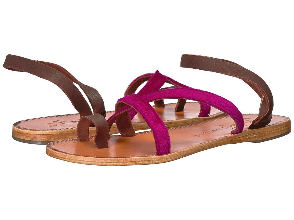 Free People - Isle of Capri Sandal (Red) Women's Sandals