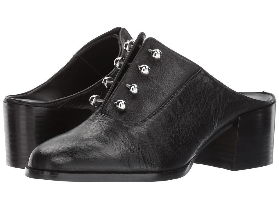 Rebecca Minkoff - Everly (Black Lamba) High Heels