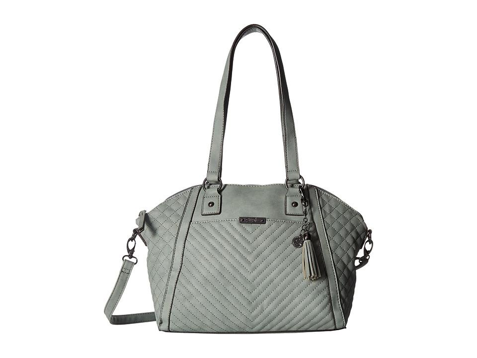 Jessica Simpson - Jina EW Satchel (Mexico Sky) Satchel Handbags