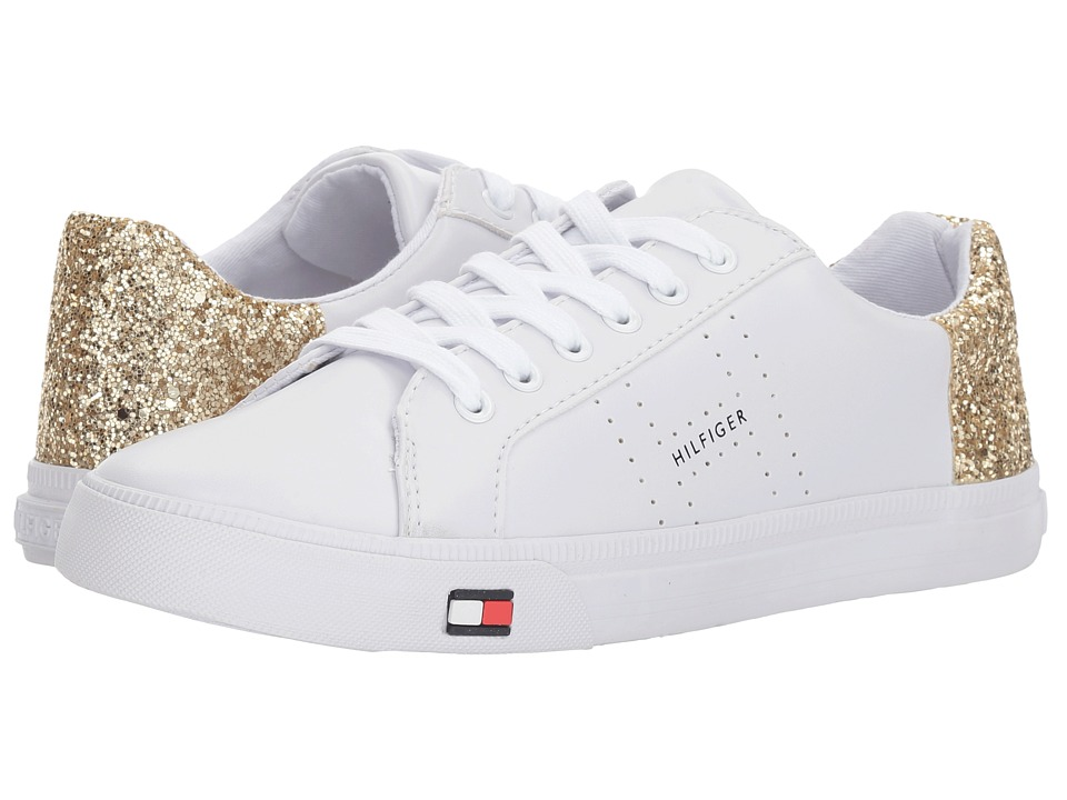Tommy Hilfiger - Lune (White) Women's Shoes