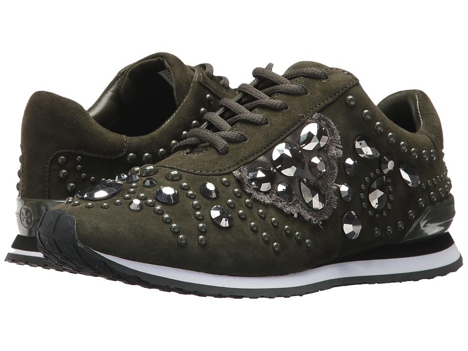 Tory Burch Scarlett Runner Sneaker (Boxwood) Women
