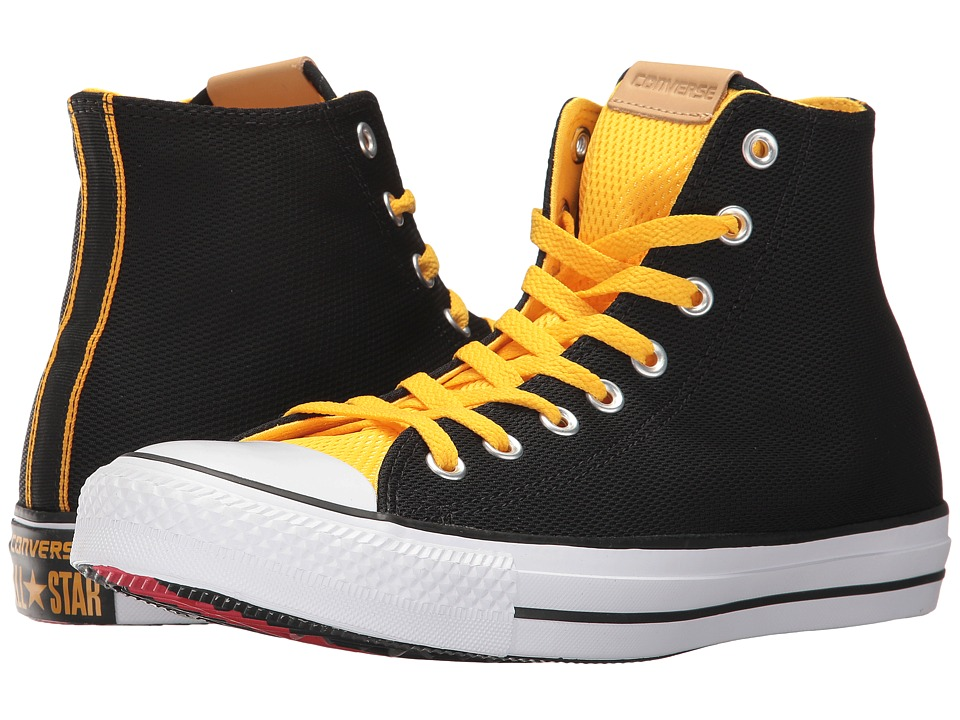Converse CTAS Hi (Black/Gold/White) Men