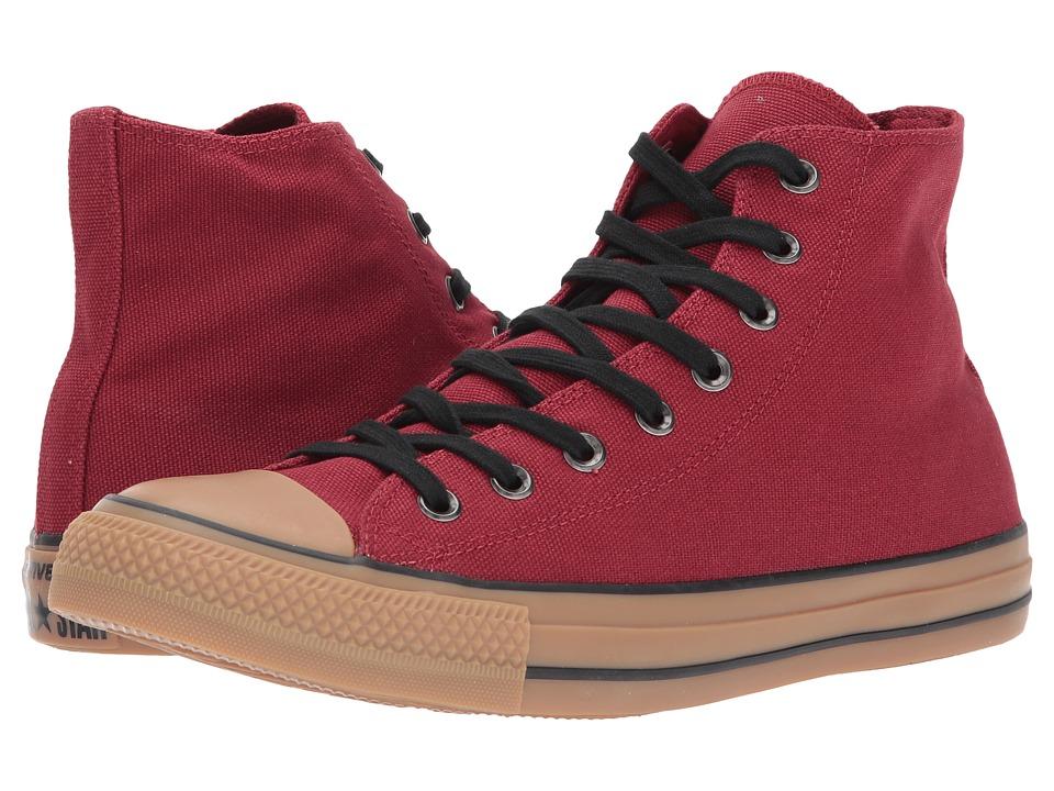 Converse - CTAS Hi (Back Alley Brick/Gum) Men's Lace up casual Shoes