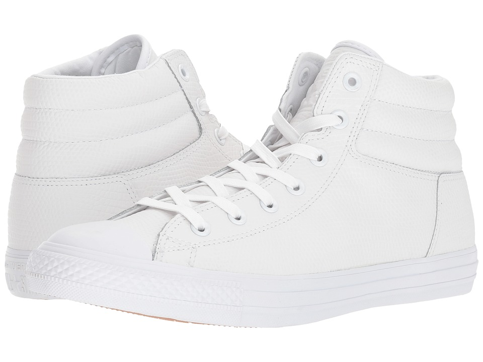 Converse - Chuck Taylor All Star Fresh Hi (White/Gold) Men's Lace up casual Shoes