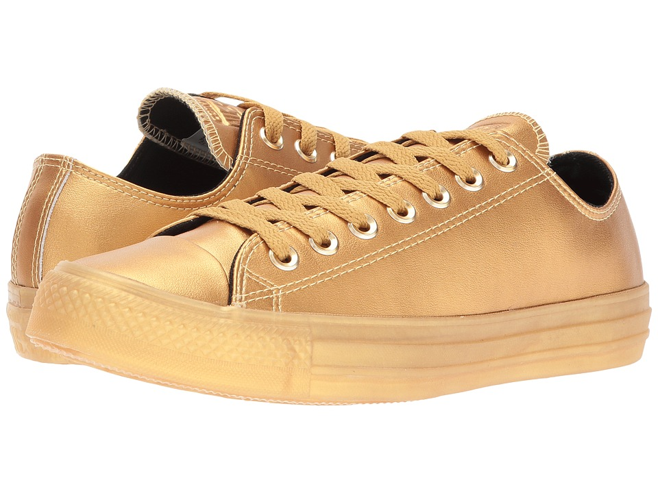 Converse - CTAS Ox (Gold/Black/Gold) Lace up casual Shoes