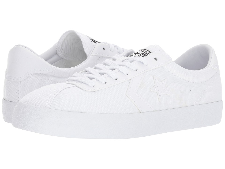 Converse - Breakpoint Ox (White/White/White) Women's Lace up casual Shoes