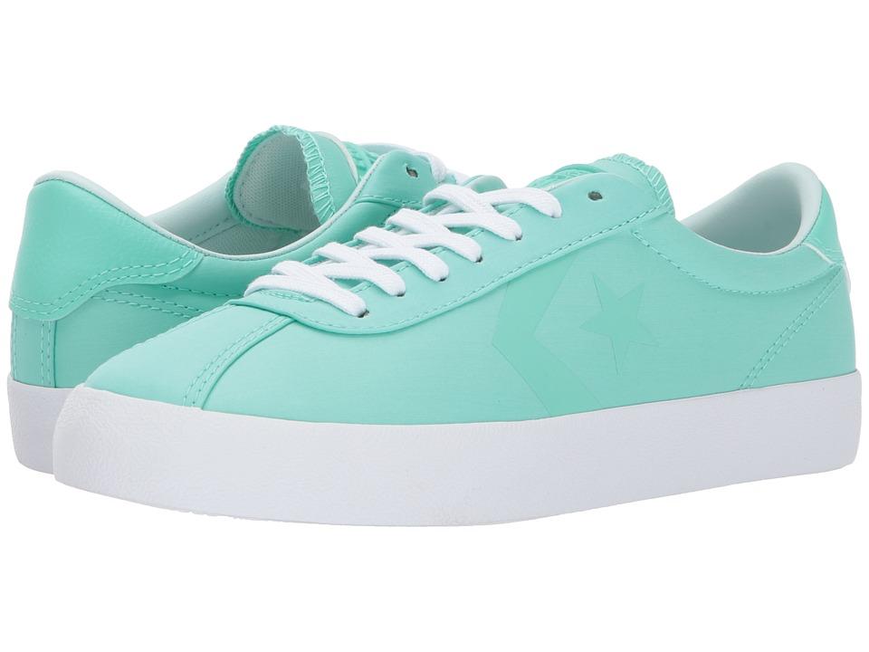 Converse - Breakpoint Ox (Green Glow/Fiberglass) Women's Lace up casual Shoes