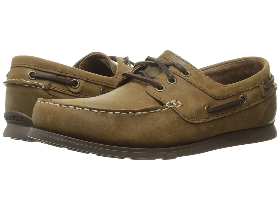 SKECHERS - Eris - Sebo (Desert) Men's Shoes